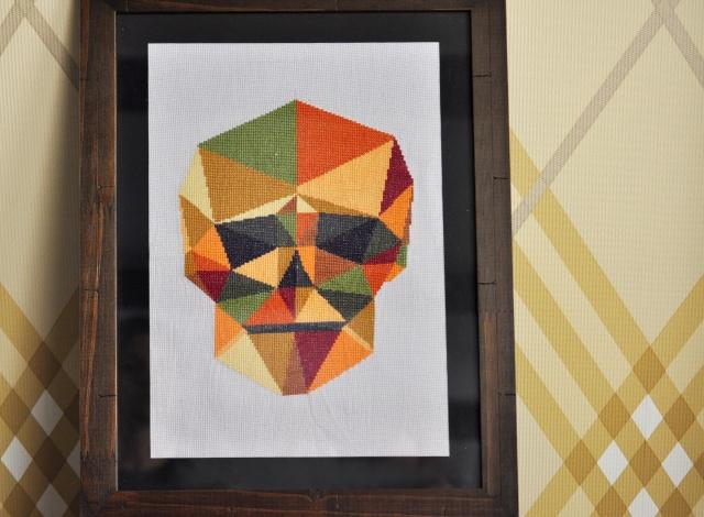 GeometricSkull3
